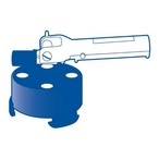 PCC 2000 Nozzle Tool with Plastic Handle