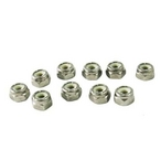 AQV K/C/Q/P 10-32 Stainless Steel Locknut
