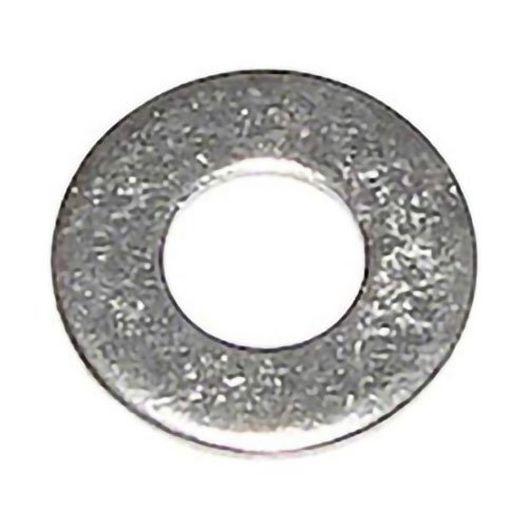 Hayward - AQV K/C Stainless Steel 1/4' Flt Washer 5/8' O.D. - 63066