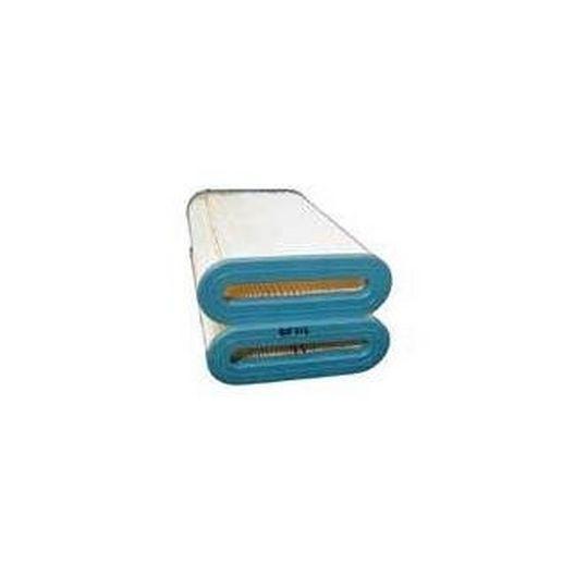 Hayward - AQV K/C/Q Filter Cartridge (Set of 2) - 63096
