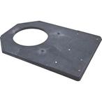 Standard Pump/Filter Mounting Base