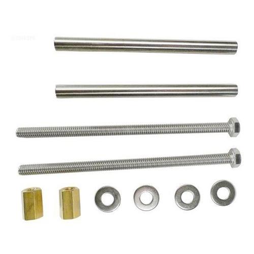Hayward - Hardware Kit, 2 Bolts, 1 Nut, 1 Spacer, 2 Washers