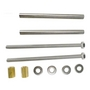 Hardware Kit, 2 Bolts, 1 Nut, 1 Spacer, 2 Washers