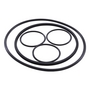 O-Ring Kit, All O-Rings on Strainer and Filter