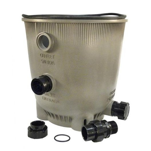 Zodiac  R0466500 Filter Tank Bottom Assembly for Jandy CL and DEV/DEL Filters