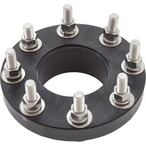 "Pentair - EQ Series 4"" Flange with Gasket and Stainless Steel Hardware - 632038"