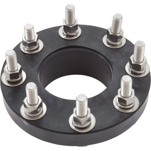 """Pentair - EQ Series 4"""" Flange with Gasket and Stainless Steel Hardware - 632038"""