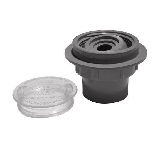 Jandy  ThreadCare 1-1/2in and 1in Return Inlet Light Gray