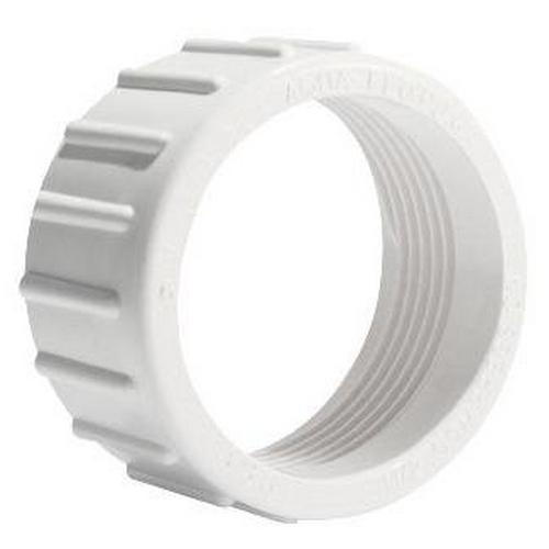 Gecko - 1-1/2in. x 1-1/2in. Slip Union for Aqua-Flo Pumps