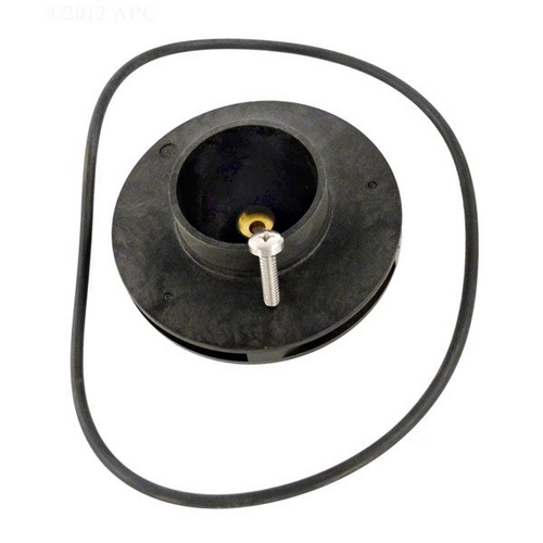 Zodiac - Impeller with Screw and Backup Plate O-Ring, 1-1/2 HP