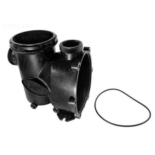 Zodiac  Pump Body with Backplate O-Ring