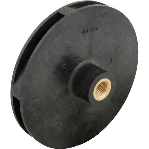 Zodiac - Impeller with Screw and Backup Plate O-Ring, 2-1/2 HP