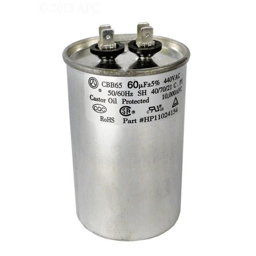 Hayward - Capacitor for HP21003T, HP2100Tc03T, HP11003T and HP6003T and HP6003T