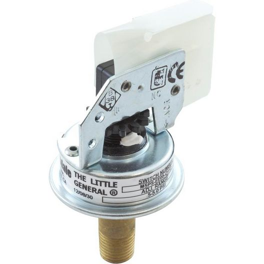 Water Pressure Switch (ASME) for Max-E-Therm