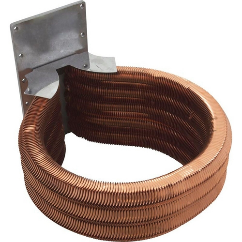 Pentair - Tube Sheet Coil Assembly Kit (New Tub Design) for Max-E-Therm 200/MasterTemp
