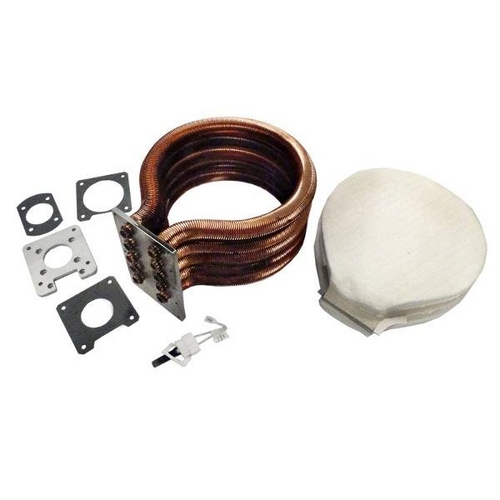 Pentair - Tube Sheet Coil Assembly Kit (New Tub Design) for Max-E-Therm 400/MasterTemp