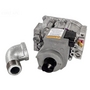 LXI Gas Valve with Street Elbow, Natural Gas