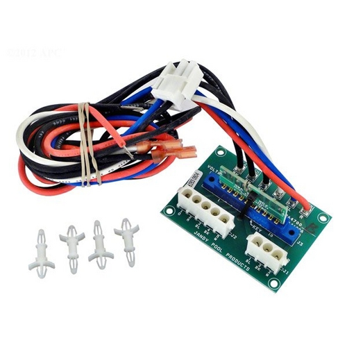 Zodiac - LXI Power Distribution PC Board