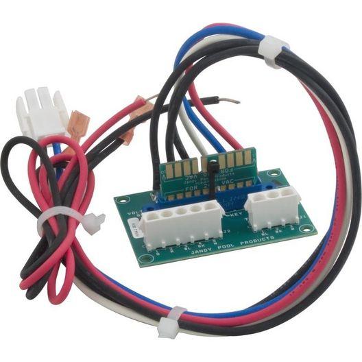 LXI Power Distribution PC Board
