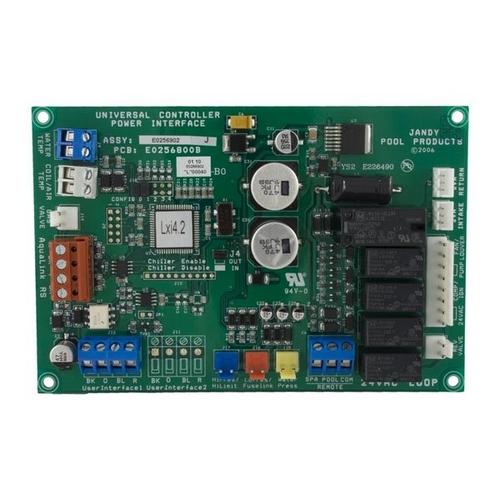 Zodiac - LXI Controller Pwer Interface Pcb