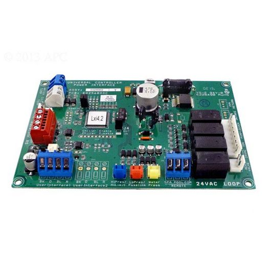 LXI Controller Pwer Interface Pcb
