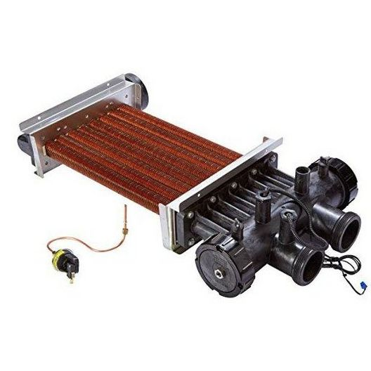Jandy  Heat Exchanger Assembly for Legacy 250