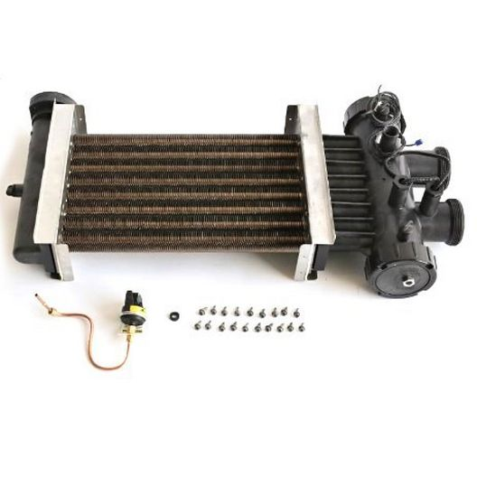 Jandy  Cupro-Nickel Heat Exchanger Assembly for Legacy 125