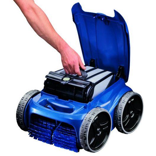 Polaris - 9450 Sport Robotic Pool Cleaner, Includes Caddy - 63419
