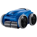 Polaris - 9550 Sport Robotic Pool Cleaner, Includes Remote & Caddy - 63425