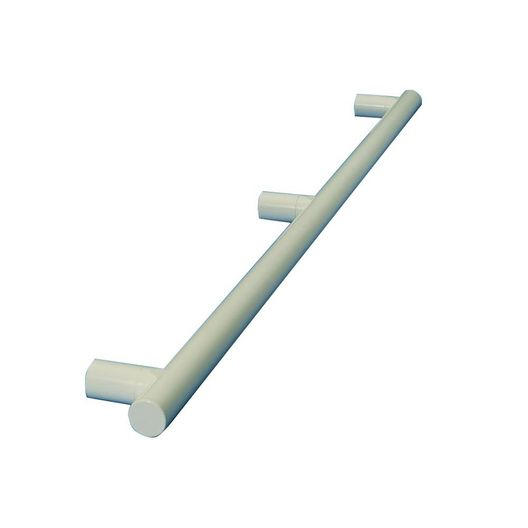 "72"" Safety and Exercise Support Bar Kit, Taupe"