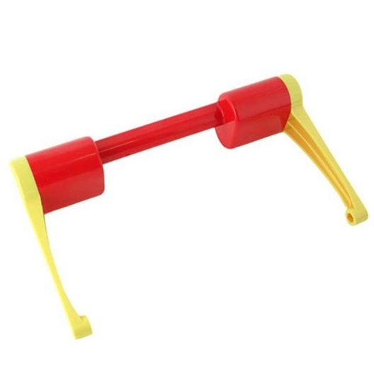 Handle Red and Yellow