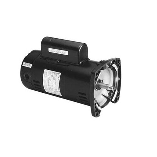 Century A.O. Smith - SQ1302V1 Square Flange 3 HP Full Rated 56Y Pool Pump Motor, 15.4A 230V
