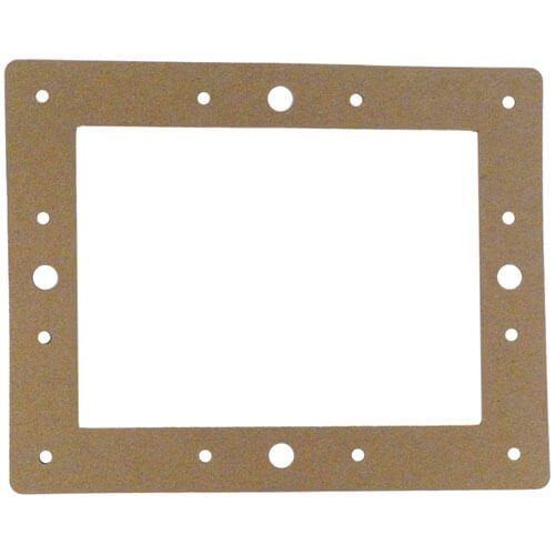 Armco Industrial Supply Co - C 12 Hole Faceplate Gasket, 10-1/2in. Long x 8-3/8in. Tall