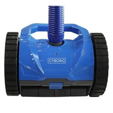 Splash - Cyborg In-Ground Suction Side Pool Cleaner