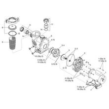 Jandy WFTR Water Feature Series Pump