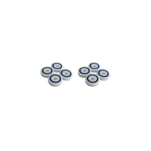 Right Fit - Replacement Bearings for Polaris 360/380/3900 Pool Cleaners, 8-Pack - 660182
