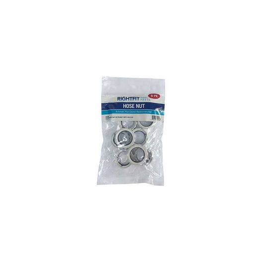 Right Fit  Replacement Hose Nut for Polaris 360 Pool Cleaner 8-Pack