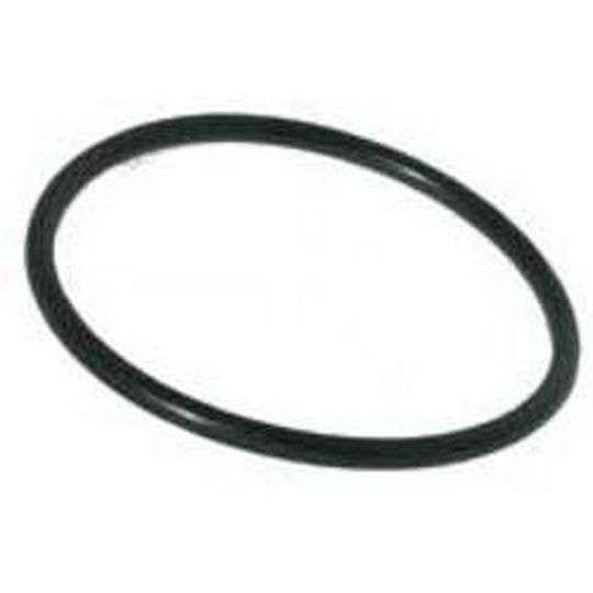 200202-2 well2wellness/® PVC Collier de serrage noir 50 mm 10 pi/èces