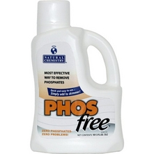 Natural Chemistry - PHOSfree Phosphate Remover 3L