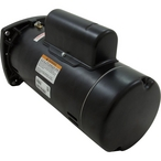USQ1202 Square Flange 2 HP Up-Rated 48Y Pool Filter Motor