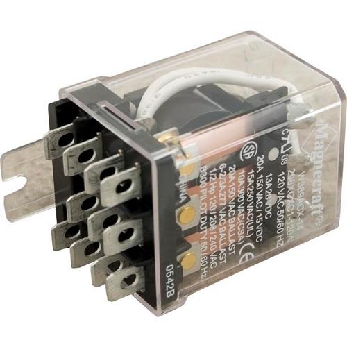 Raypak - Relay 3PDT 120VAC K3