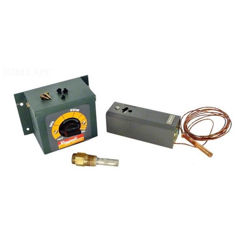 Raypak - Auto Dualstat Thermostat & Hi-Limit