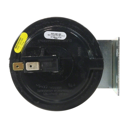 Raypak - Replacement Vent Pressure Switch