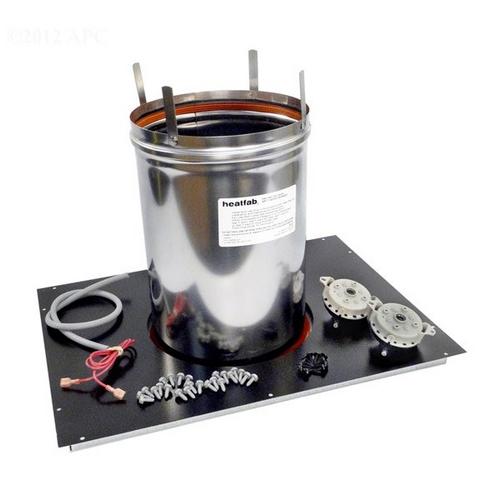 Hayward - Indoor Vent Adapter Kit, H200FD, Horizontal