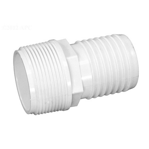 "Waterway - Replacement Hose Adapter 1-1/2"" Barb"