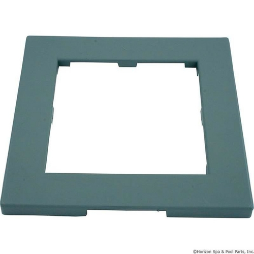 Waterway - Replacement Trim Plate-ABS Gray