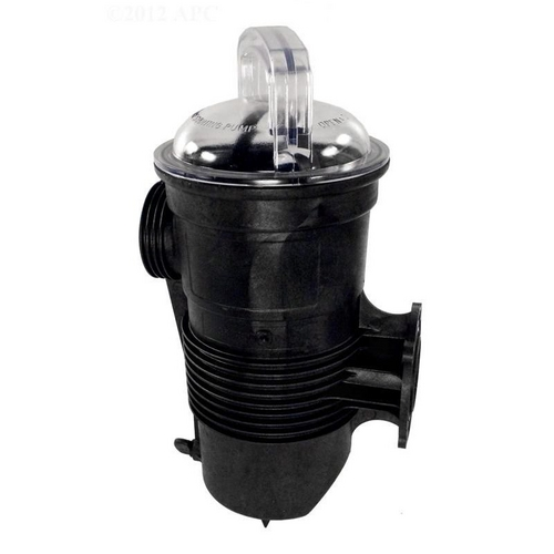 Pentair - Replacement Pot Assy. Black w/Basket inc.#s 23-2