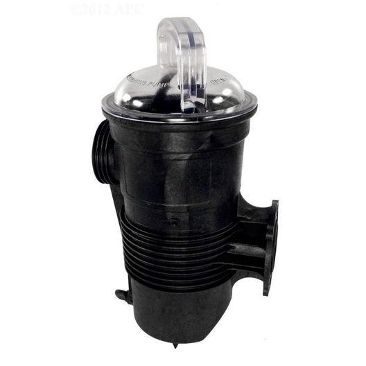 Pentair  Replacement Pot Assy Black w/Basket inc.#s 23-2