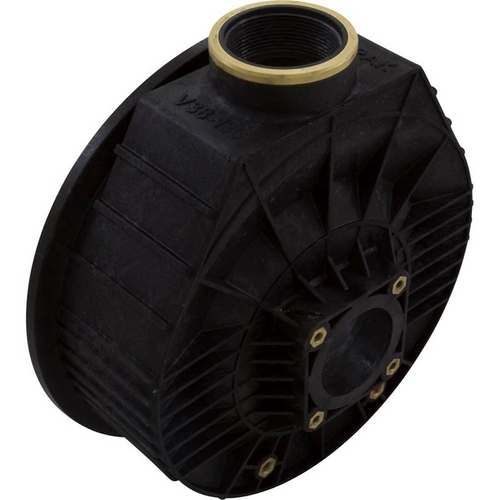 Val-Pak - Ultra Flow Pump 2in. Volute V38130 - Black