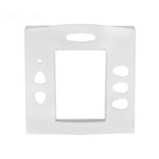 OneTouch, Faceplate Only, White